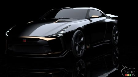 Nissan, Italdesign Could Produce 50 units of the GT-R50